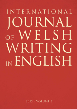welsh writing in english a yearbook of critical essays '2 alleluias and a heil: david jones's in parenthesis and the civilisational crisis of the thirties', welsh writing in english: a yearbook of critical essays, vol 6: 2000.